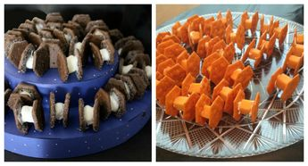 Tie Fighters Star Wars Party Food Ideas WonderBash