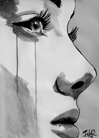 Bedazzling And Beautiful World Of Black And White Art - Bored Art