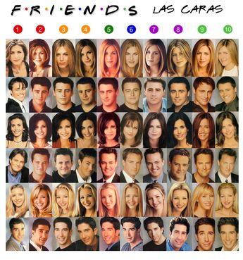 18 años de Friends, especial de @formulatv aún me sigo riendo