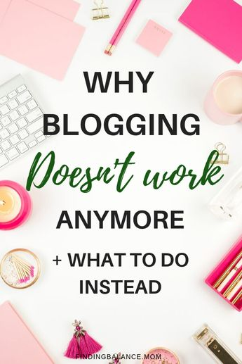 How To REALLY Start A Blog That Makes Money (In 2020) - FindingBalance.Mom