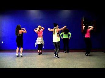 Zumba fitness- 'Sheila Ki Jawani' Bollywood