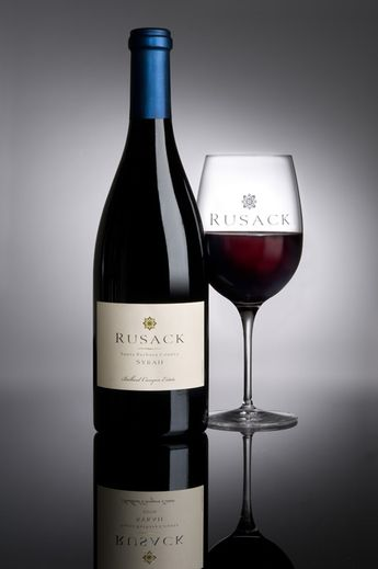 Rusack Santa Barbara County, CA Syrah. An excellent Syrah that has meaty, peppery notes to it. Some say that consumers are losing interest in Syrahs; I say people just haven't had a good Califoirnia Syrah. This is one of them. Good Syrahs have a velvety warmth that oozes decadence.