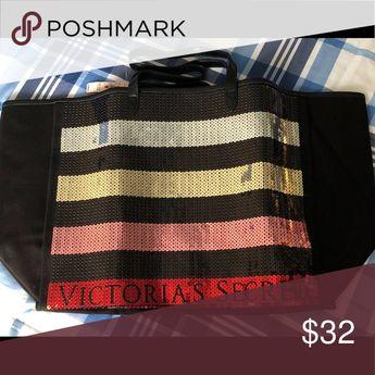 42847d90619 Victoria s Secret Black Friday Bag NWT Victoria s Secret Black Friday Bag  NWT willing to trade Victoria s