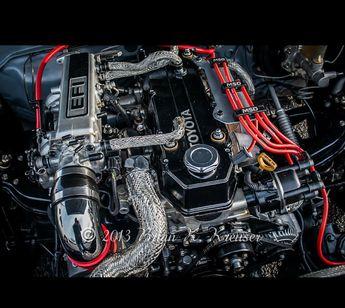 20r/22r hybrid engine by LC Engineering
