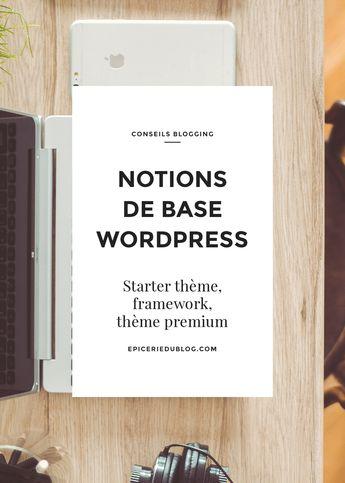Il y a plusieurs façons de démarrer un thème sous Wordpress, vous pouvez choisir de partir de rien avec les Starter thèmes, d'utiliser un framework déjà op