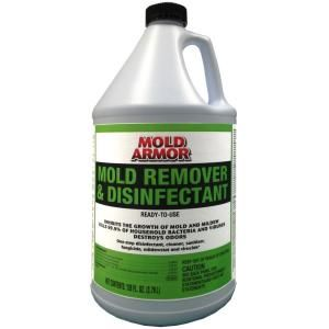 Mold Armor 1 gal. Mold Remover and Disinfectant-FG550