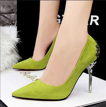 403ff9c14a7 Дамски обувки на висок ток девет цвята. - Badu.bg - Светът в ръцете