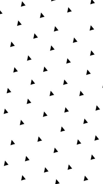 Free Phone Wallpaper by Nutmeg and Arlo, black and white geometric