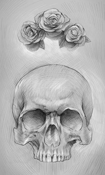 Dark Digital Sculpture by Joe Menna