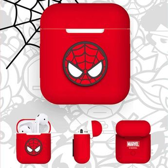 Marvel Superhero Logo AirPods & AirPods Pro Protection Case