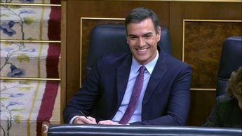 Debate COMPLETO Pedro Sánchez vs Pablo Casado Pleno de Investidura