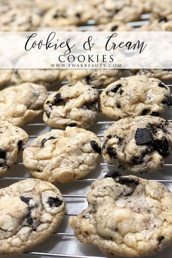Cookies & Cream Cookies Recipe - swakbeauty.com