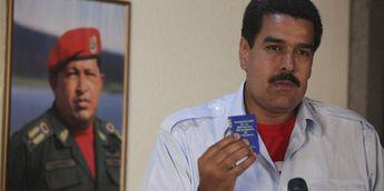 Venezuela : des milliers de chavistes accompagnent Maduro pour son dépôt de candidature