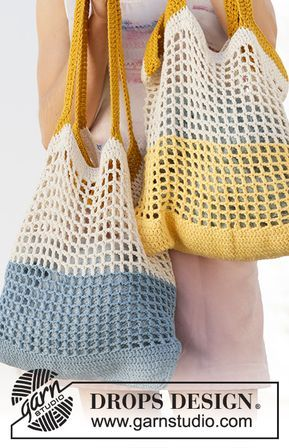 Back to the Beach / DROPS 200-1 - Modèles crochet gratuits de DROPS Design