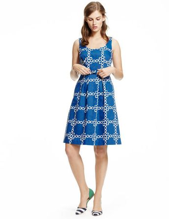 40295bc3d222 pretty Boden dress for church and dressy summer