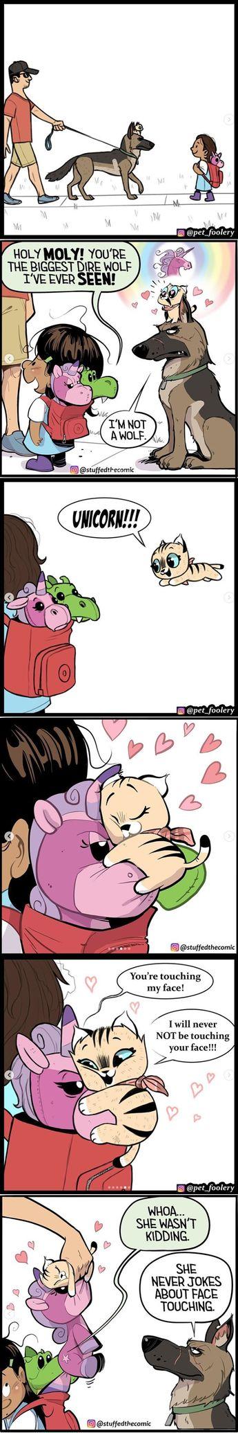 Backpack Unicorns 🦄