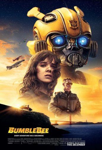Bumblebee International Movie Posters Released