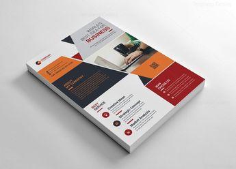 Electric Utilities Flyer Design 002686 - Template Catalog