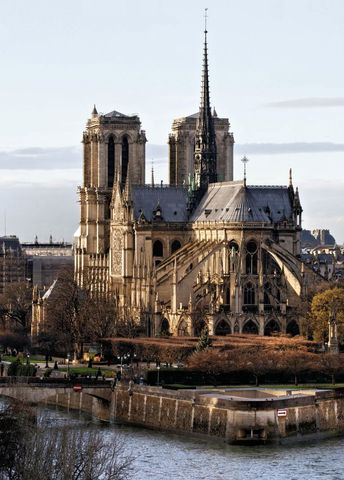 cathédrale notre dame de - Art Decora La Maison