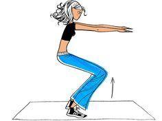 Ma semaine fitness pour maigrir : 8 minutes par jour, et c'est tout !