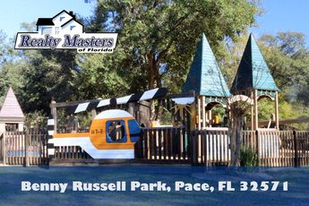 Welcome to Benny Rusell Park in Pace, FL 32571~ #Pace #FL