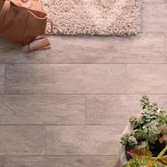Marazzi Montagna Dapple Gray 6 in. x 24 in. Porcelain Floor and Wall Tile (14.53 sq. ft. / Case)-ULM7