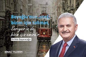 #İşEhlininKararMilletin  #buşehirsanaemanet #yaşayanistanbul #üreteni̇stanbul @by ile #i̇stanbulçokdahagüzelolacak  Yaptıklarımız yapacaklarımızın teminatıdır.  Daha güzel bir İstanbul için biz hazırız!  Söz Verdik #BizYaparız Ne dediysek yaptık #YineBizYaparız İstanbul Binali Yıldırım Başkan ile #DahaGüzelOlacak #BinAliYıldırım  Onunla Yol Yürümek ne Büyük Gurur, ne Büyük Mutluluk. #WeLoveErdogan #TevazuSamimiyetGayret #Tevazu #Samimiyet #Gayret #ÖnceMillet #ÖnceMemleket #İradeErdemCesaret  #Re