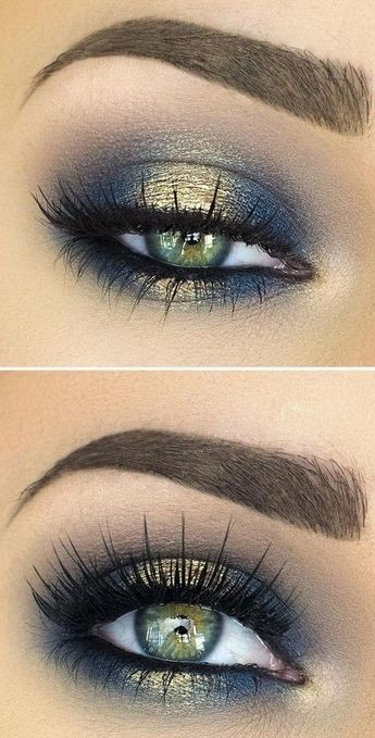 60 Make Up Looks For Green Eyes