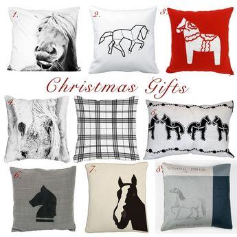 10dadb6d7d39a www.equista.pl | Christmas Gifts Pillows | Equestrian Pillows | świąteczne  prezenty poduszki