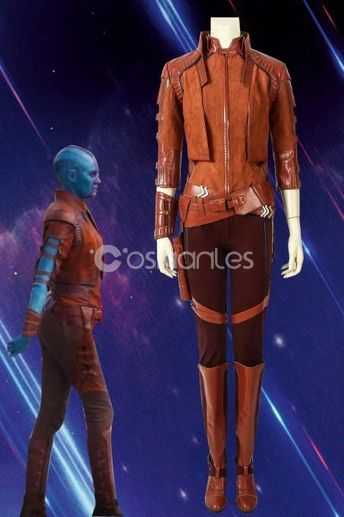 Avengers: Endgame Nebula Cosplay Costume