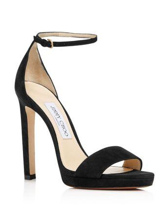 382683184f7fa3 Women s Misty 120 Suede High-Heel Platform Sandals