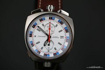 53d0f7632db Omega Seamaster Bullhead White  watch  omega