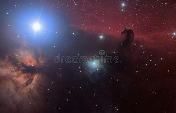 HorseHead Hydrogen Nebula. Set of nebula in Orion. Most famous is Horse-Head neb , #AD, #Set, #nebula, #Orion, #HorseHead, #Hydrogen #ad