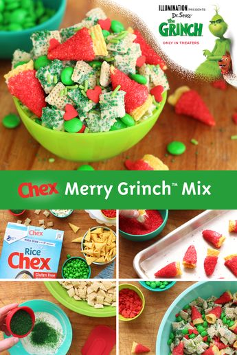 Merry Green Mix