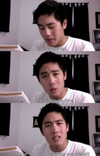I love you Ryan Higa!! lol such a thought provoking question