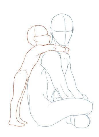 AU в котором персонаж из пейринга возвращается назад во времени и встреяает своего соумулента (или как там) в раннем возрасте, когда они уже были знакомы