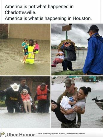 Houston coming together