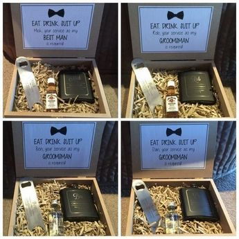 35+ Groomsmen Gifts Ideas You Will Love