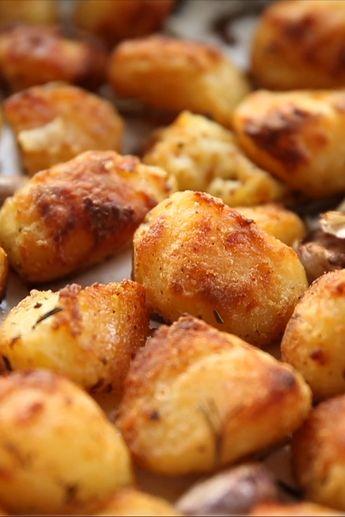 Goose Fat Roast Potatoes