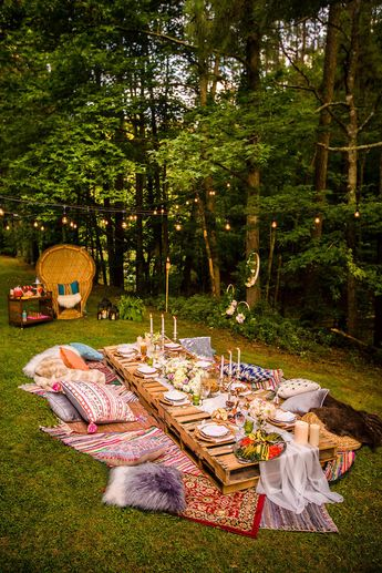 Boho Midsummer Nights Soiree
