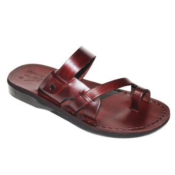 Samuel Handmade Leather Sandals