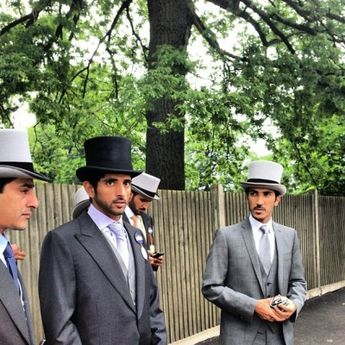 prince of dubai sheikh mohammed royal ascot Ideas and Images