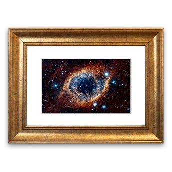 East Urban Home Helix Nebula Cornwall Sister Framed Wall Art