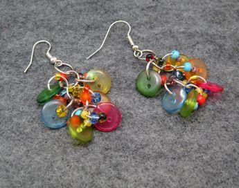 bda0958c995fe I don't wear large earrings, but I adore them anyway :) Bu