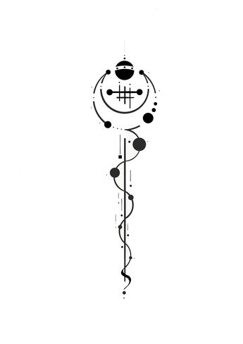 Neosymbolism design by neiz.vesten #symbols #neosymbolism #minimal #minimalism #artwork #art