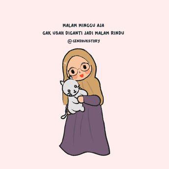 Unduh 92  Gambar Animasi Muslimah Marah  Gratis