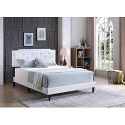 Tasha Upholstered Platform Bed