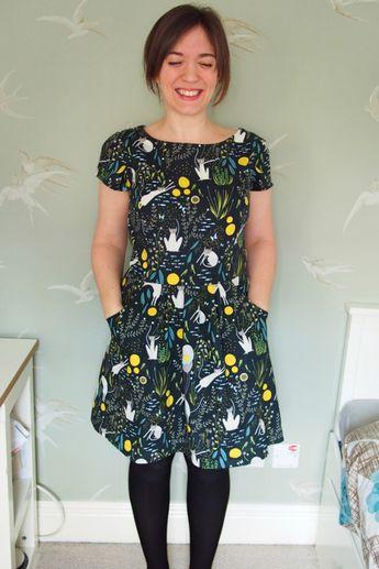 Kitty Dreams dress by katie