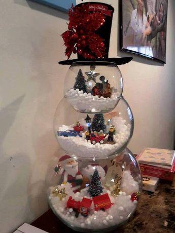 Must Try Christmas DIYs - Homemade holidays craft ideas