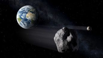 Asteroid that had a chance to hit Earth in September is a no-show